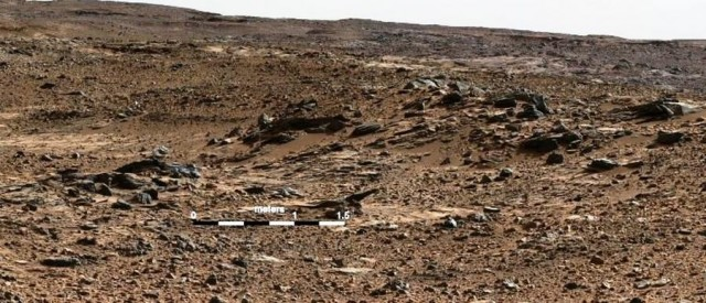 Gale Crater may have been a lake 3