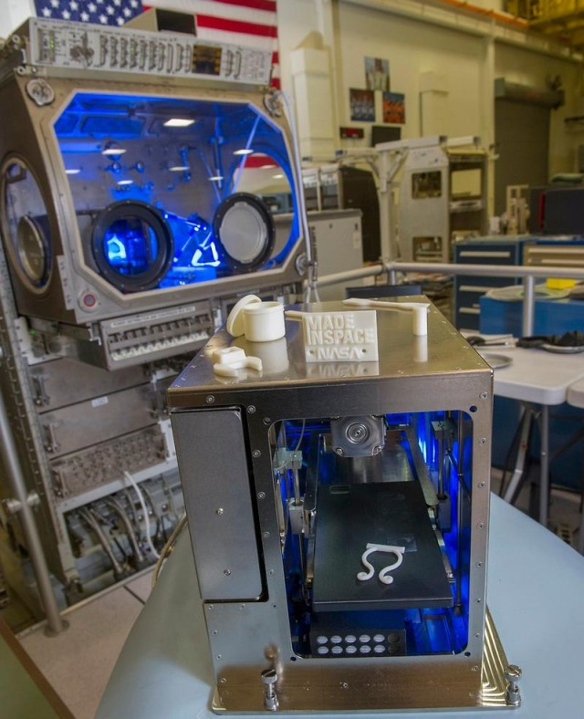 3D Printer in ISS