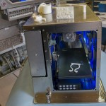 First products 3D Printed in space