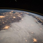 Great Lakes and Central US from ISS