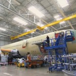 How Airbus A350A is made