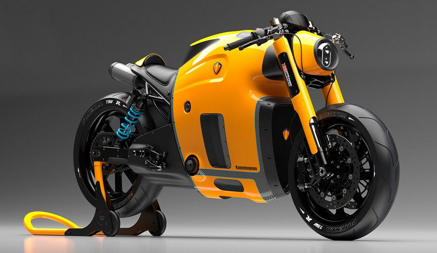 koenigsegg motorcycle concept wordlesstech. Black Bedroom Furniture Sets. Home Design Ideas