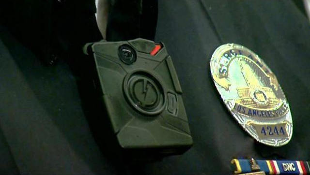Los Angeles Police Body Camera