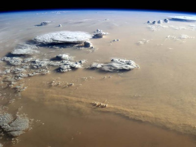 Images of Earth from space (4)