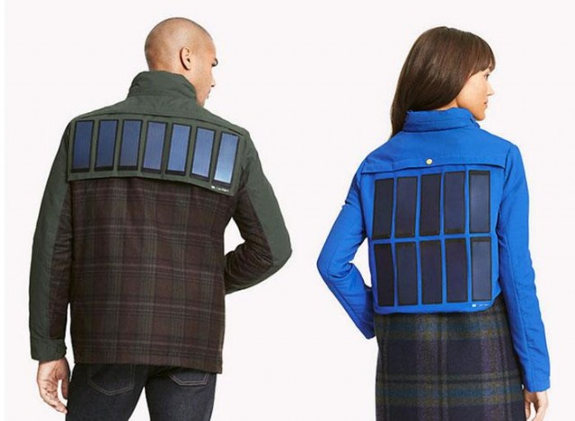 Solar Jacket from Tommy Hilfiger