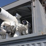 Watch the new US Navy Laser in action