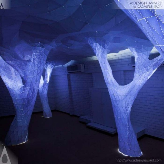 Vana Installation by Orproject