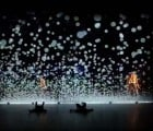 Dance show with Interactive Digital Projection