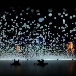 Dance Performance with Interactive Digital Projection