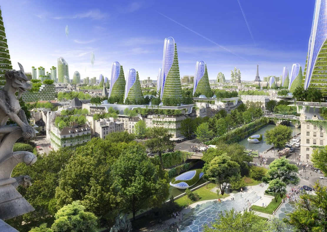 Eco-Friendly Paris Smart City (1)