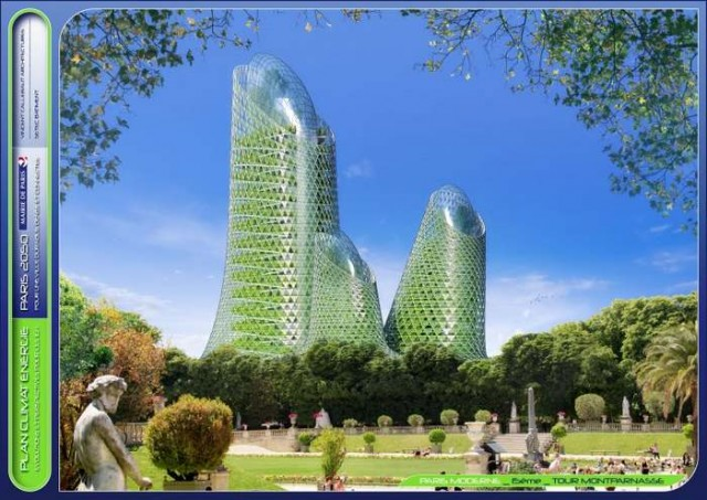 Eco-Friendly Paris Smart City (11)