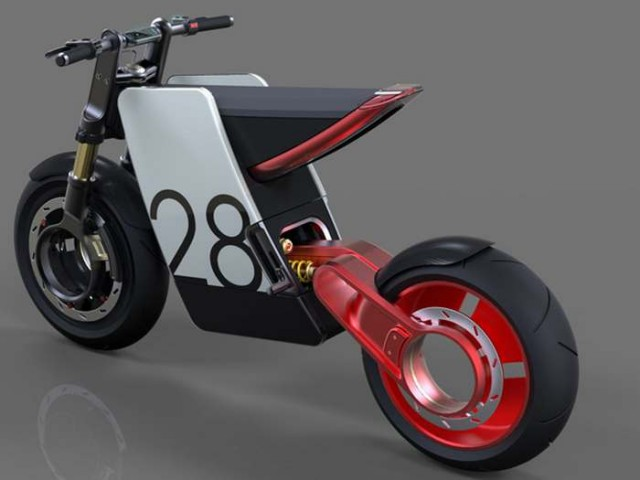 Electric Supermoto