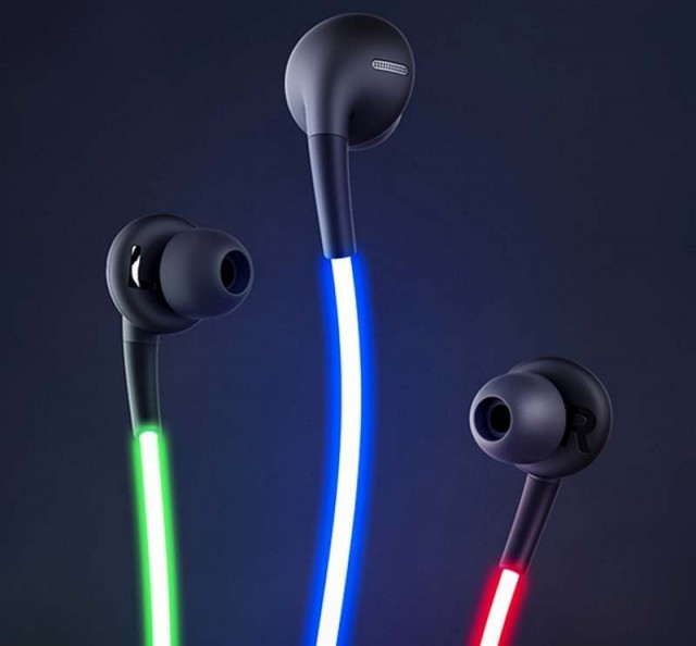 Laser Light Smart Headphones