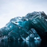 Iceberg Flipped Over