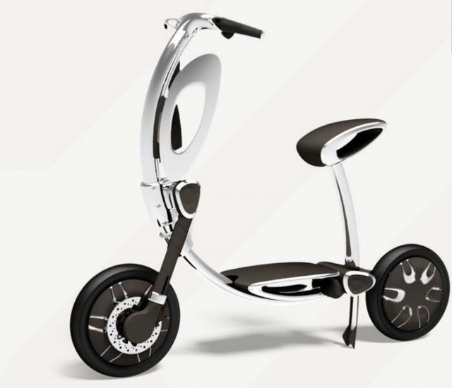 Inu portable scooter (2)