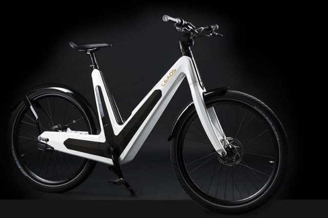 Carbon urban e-bike (7)
