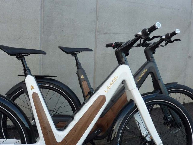 Carbon urban e-bike (6)