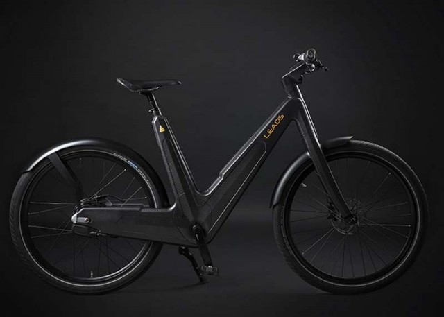 Carbon urban e-bike (5)