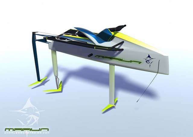 Electric Personal Hydrofoil (4)