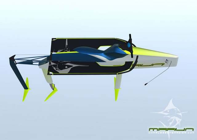Electric Personal Hydrofoil (3)