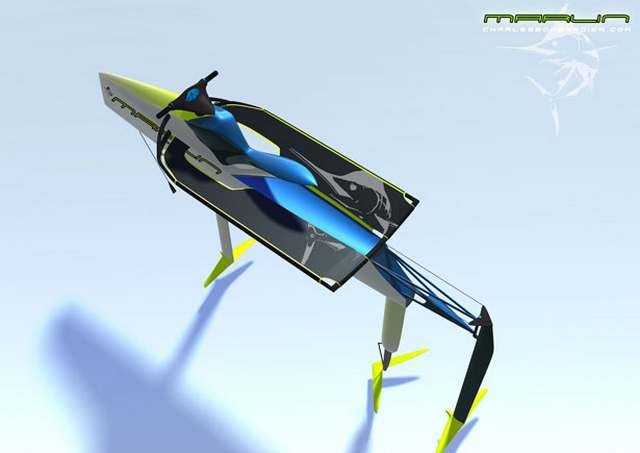 Electric Personal Hydrofoil (2)