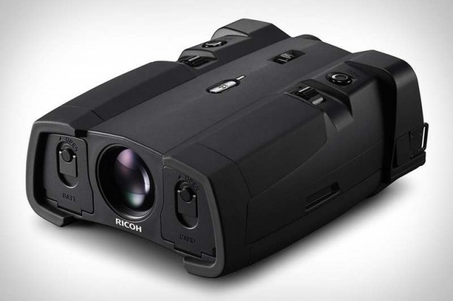 Ricoh Enhanced digital Binoculars
