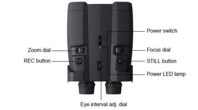 Ricoh Enhanced digital Binoculars (6)