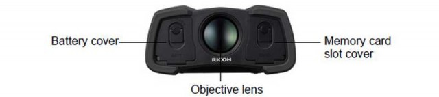 Ricoh Enhanced digital Binoculars (4)