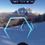 RideOn- the first true Augmented Reality Ski Goggles