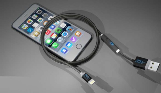 Advanced Charging Cable