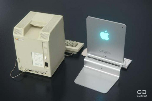 Slim Apple Macintosh air (1)