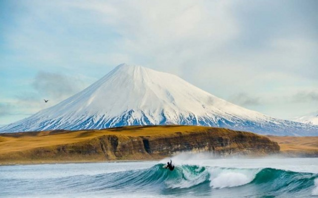 Sport Photography by Chris Burkard