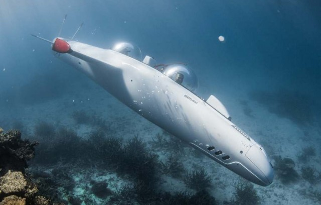 Personal submersible