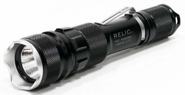 Zerohour XR Flashlight