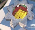 Roof of Atlanta's Bonkers new Stadium
