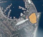 animated GIF viewed from space