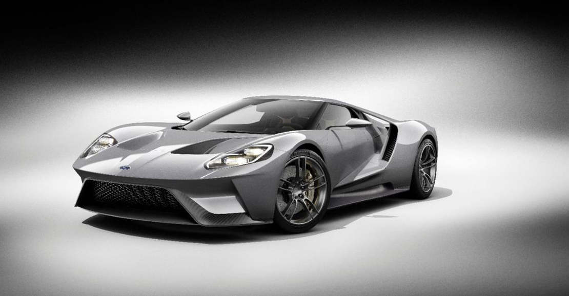 new Ford GT (1)