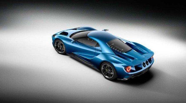 new Ford GT (9)