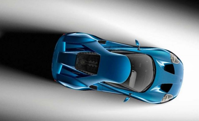 new Ford GT (6)
