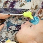 Wishbone smallest non-contact smart thermometer