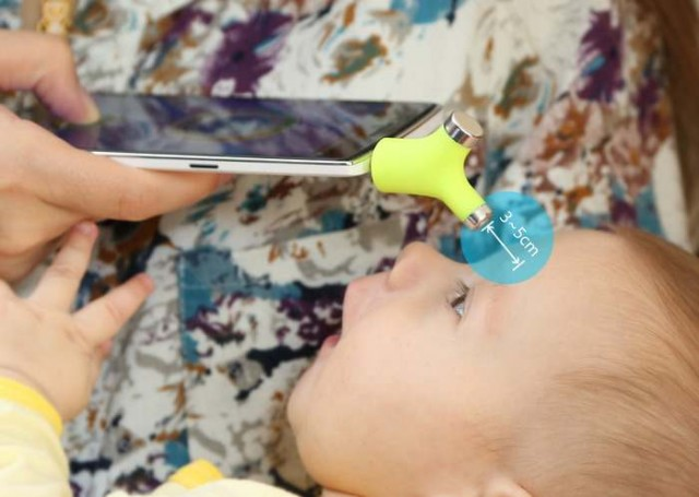 non-contact smart thermometer