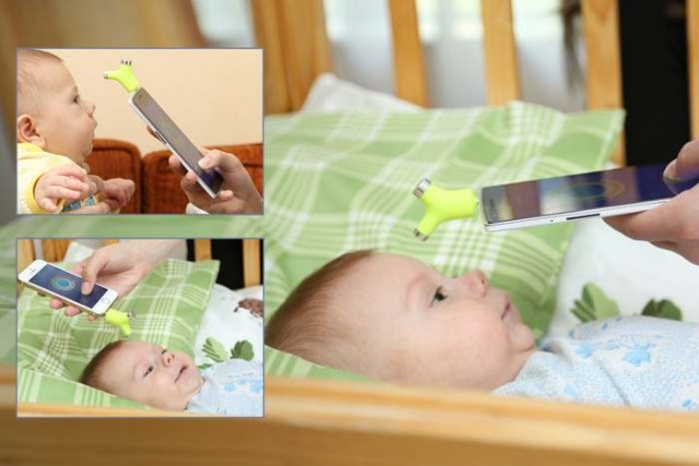 non-contact smart thermometer (1)