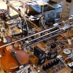 A Robot that plays a Violin