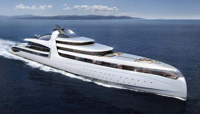 Admiral X Force 145 by Italian Sea Group
