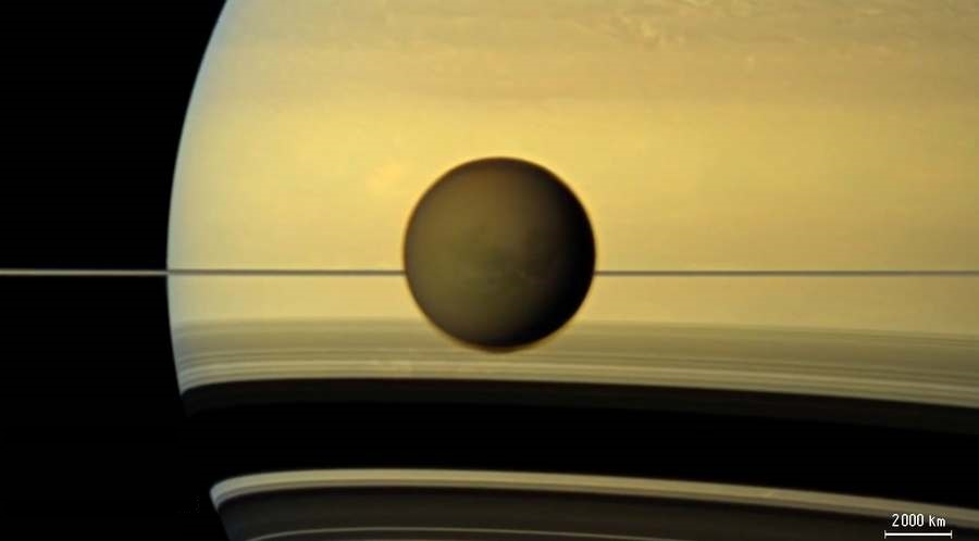 Titan a Billion times closer 1