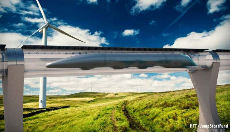 Hyperloop $100 Million Test Track (4)