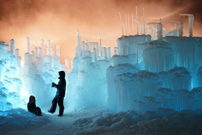 Ice Castles in Lincoln (3)
