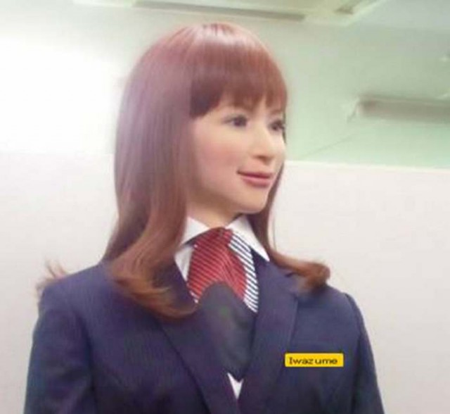 hotel in Japan will be run by robots (2)