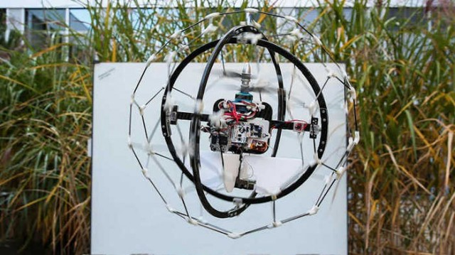 Gimball Rescue drone