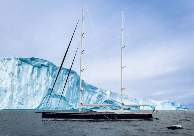 Helios Solar Powered Sailing Yacht Concept Wordlesstech